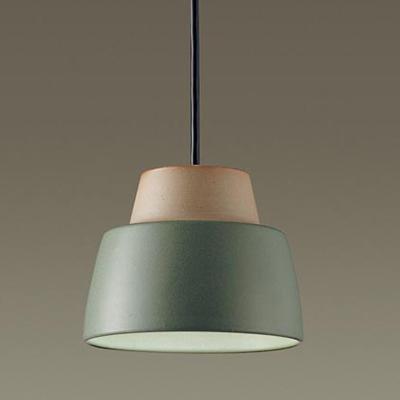 PANASONIC LGB10422LE1 グリーン [LED小型ペンダントライト(電球色)]