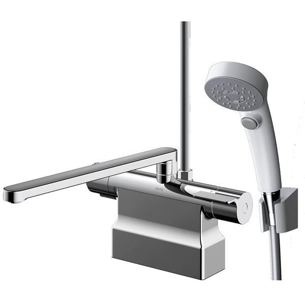 TOTO TBV03424Z GGシリーズ [浴室用水栓金具/台付サーモスタット混合水栓(コンフォートウエーブクリック、調圧弁、寒冷地用)]