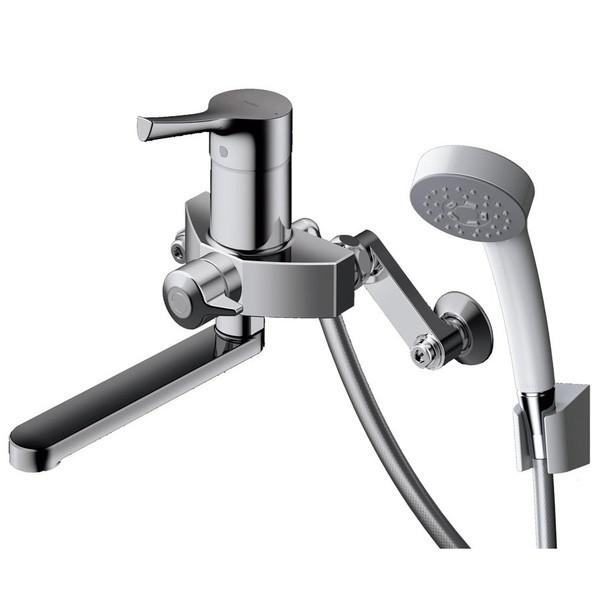 TOTO TBV03301Z GGシリーズ [浴室用水栓金具/壁付シングル混合水栓(コンフォートウエーブ1モード、寒冷地用)]