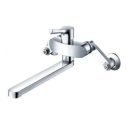 TOTO TKS05315J GGシリーズ [キッチン水栓金具/壁付シングル混合水栓(エコシングル、共用)]