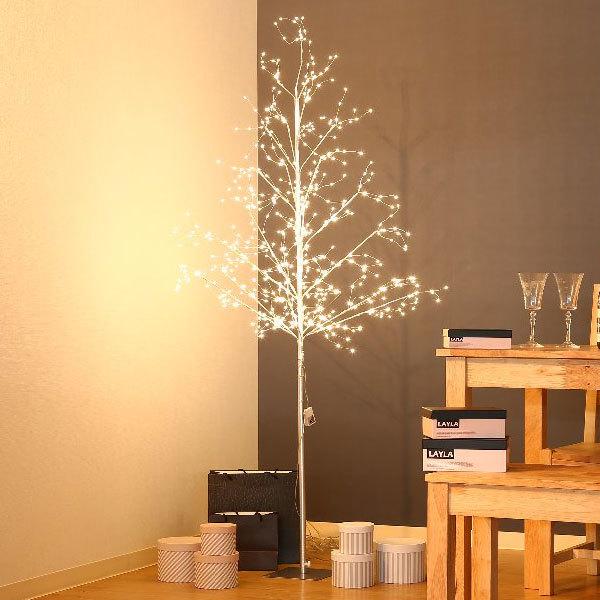不二貿易 16436 ミニLEDツリー 180 [クリスマスツリー 180cm]