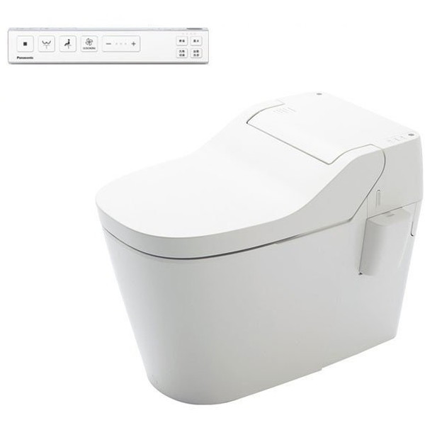 PANASONIC XCH1411WSS ホワイト アラウーノS141 [全自動お掃除トイレ(床排水/便座一体型)]