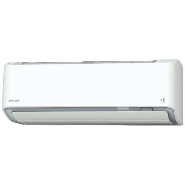 DAIKIN S28XTDXV-W ホワイト スゴ暖 DXシリーズ [エアコン (主に10畳用・単相200V・室外電源)] 2020年
