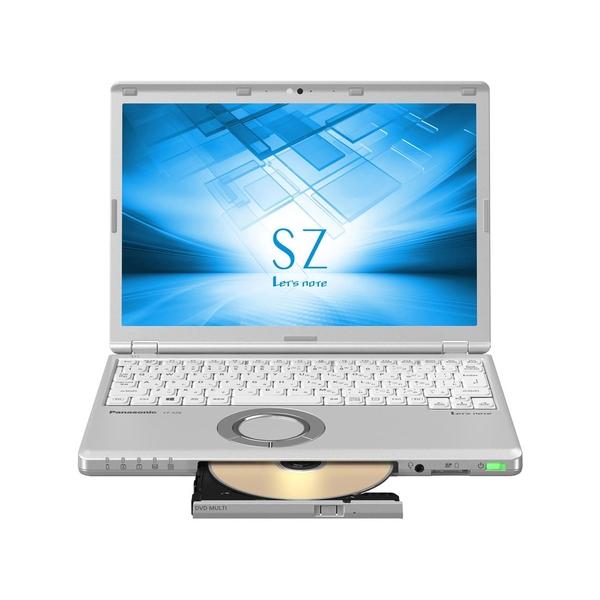 PANASONIC CF-SZ6RD6VS Let's note SZ6 [ノートパソコン 12.1型ワイド / Windows 10 Pro / SSD:128GB / DVDスーパーマルチ]