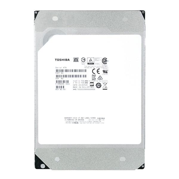 東芝 MN07ACA12T [3.5インチ内蔵ハードディスク(12TB SATA600 7200)]