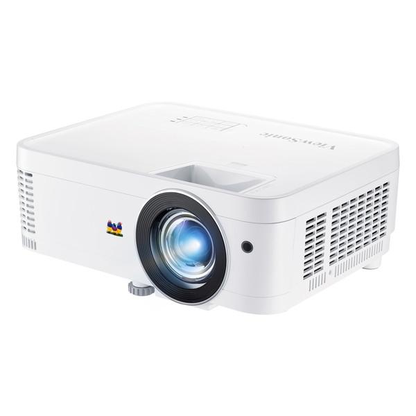 3000ルーメンの高輝度で日中でもクッキリ投写 ViewSonic PX706HD [フルHD短焦点 ホームゲーミングプロジェクター(3000lm・VGA~フルHD)]