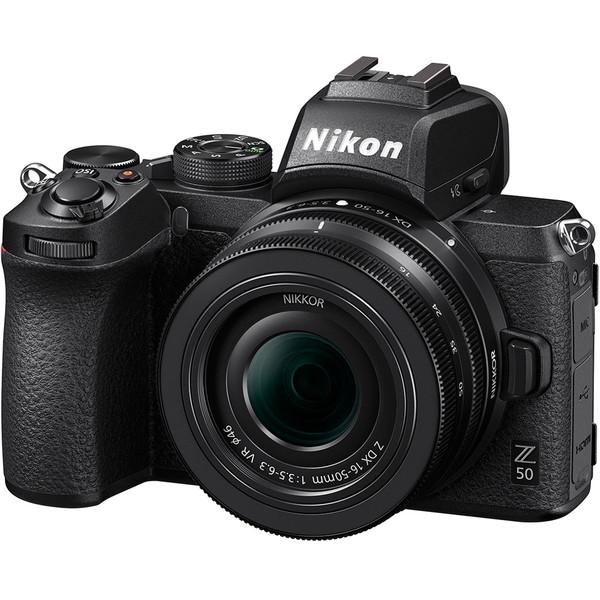 Nikon Z 50 16-50 VR レンズキット [デジタルミラーレス一眼カメラ (2088万画素)]