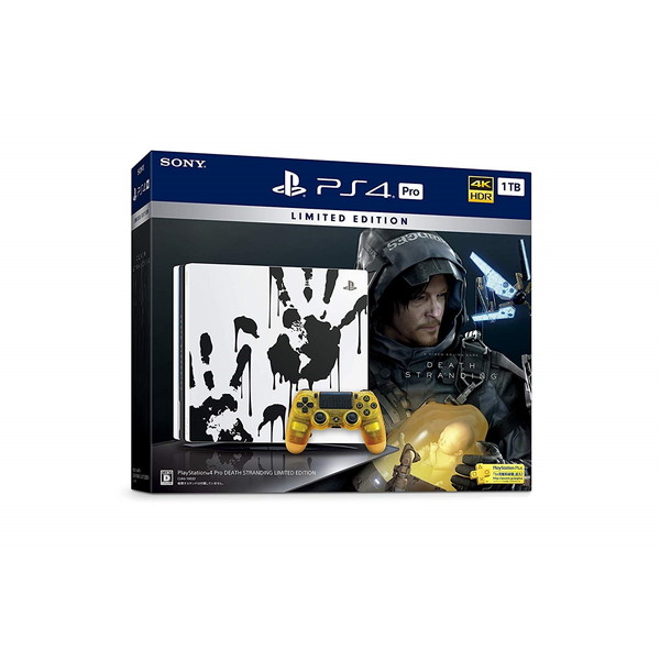 SIE CUHJ-10033 [プレイステーション4 Pro DEATH STRANDING LIMITED EDITION CUHJ-10033(1TB)]