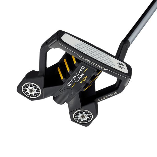 オデッセイ(ODYSSEY) STROKE LAB (ストロークラボ) パター 2019モデル ブラックシリーズ テン S パター ストロークラボピストルグリップ (約76g) 33インチ 【日本正規品】