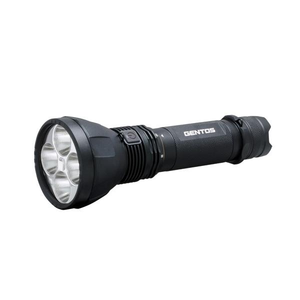 ジェントス UT-618R アルティレックス LED懐中電灯