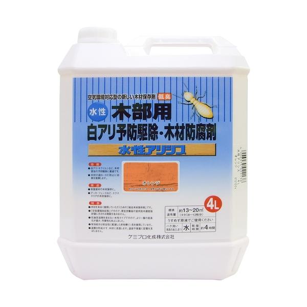 カンペハピオ 水性アリシス 4L
