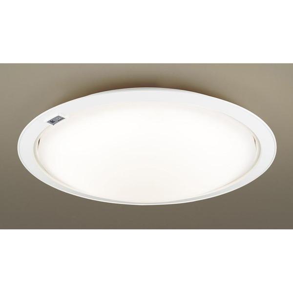 PANASONIC LGBZ1404 ホワイト [LEDシーリングライト(~8畳/調色・調光) リモコン付き]