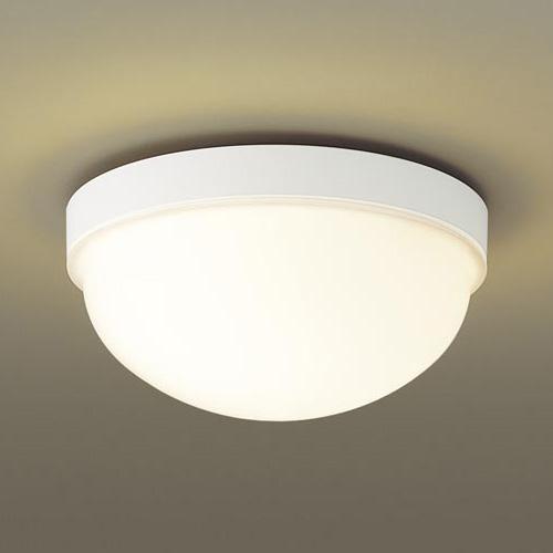 PANASONIC LGW50631Z ホワイト [LEDポーチライト・浴室灯(電球色) 防湿型・防雨型]