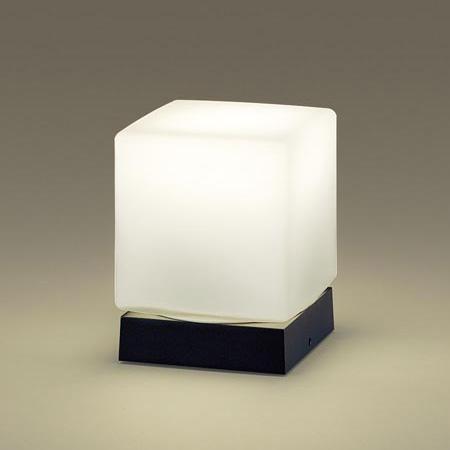 PANASONIC LGW56908BZ オフブラック [LEDポーチライト・門柱灯(電球色) 防雨型]