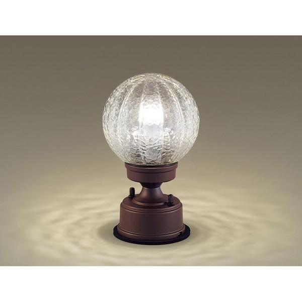 PANASONIC LGW56935AZ ダークブラウンメタリック [LED門柱灯(電球色) 防雨型]