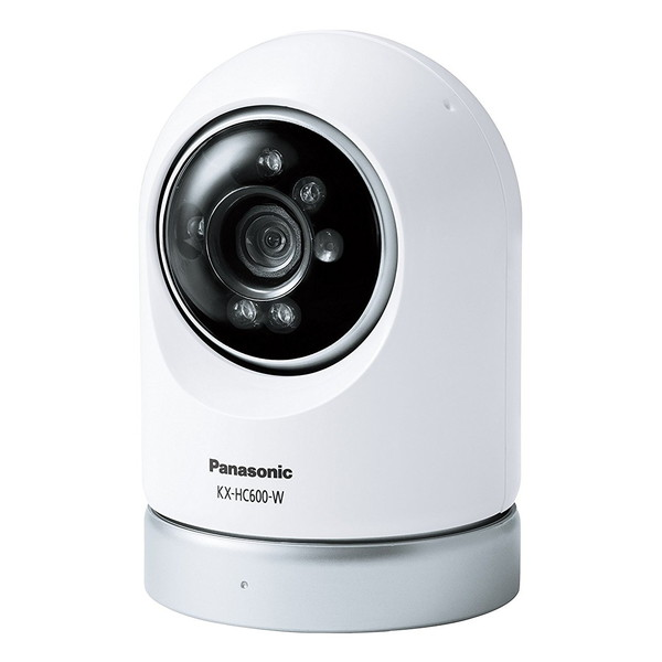 PANASONIC KX-HC600 ホワイト スマ@ホームシステム [ホームネットワークシステム(屋内スイングカメラ)]