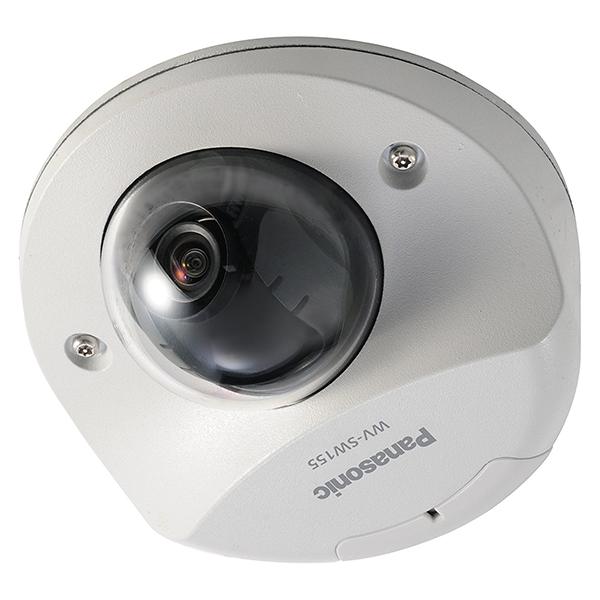 【送料無料】PANASONIC WV-SW155 アイプロシリーズ [屋外対応メガピクセルネットワークカメラ]