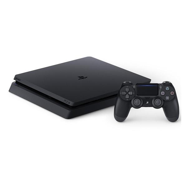 【送料無料】SONY CUH-2100AB01 ジェット・ブラック PlayStation 4 [ゲーム機本体] CUH2100AB01