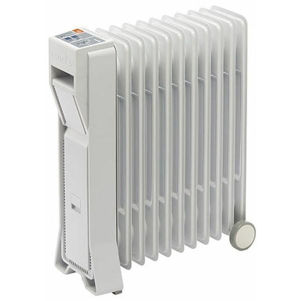 eureks LFX11EH(IW) アイボリーホワイト LFXシリーズ [オイルヒーター(木造4畳/コンクリ10畳)]