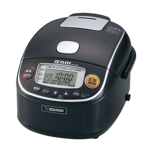 NP-RZ05  極め炊き圧力IH炊飯器 3合