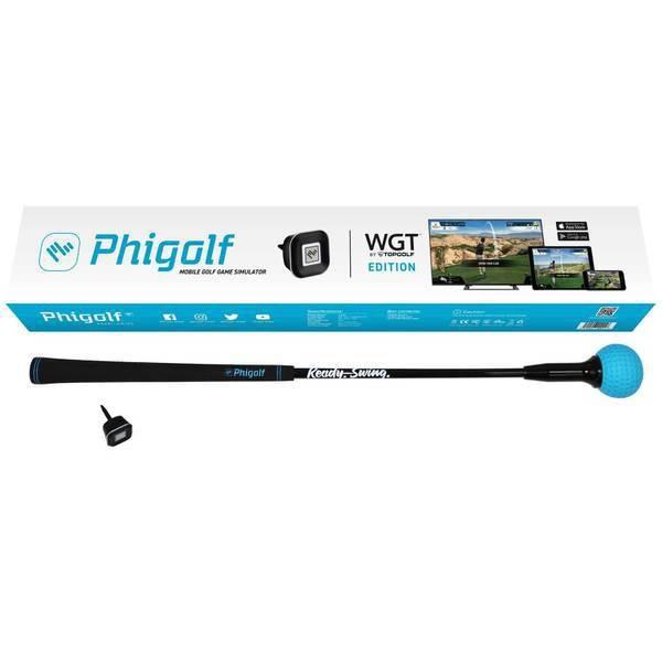 ヤベツジャパン PHIGOLF_02WGT Phigolf(ファイゴルフ) [ゴルフシュミレーター/WGTEdition(ダブルジーティーエディション)]