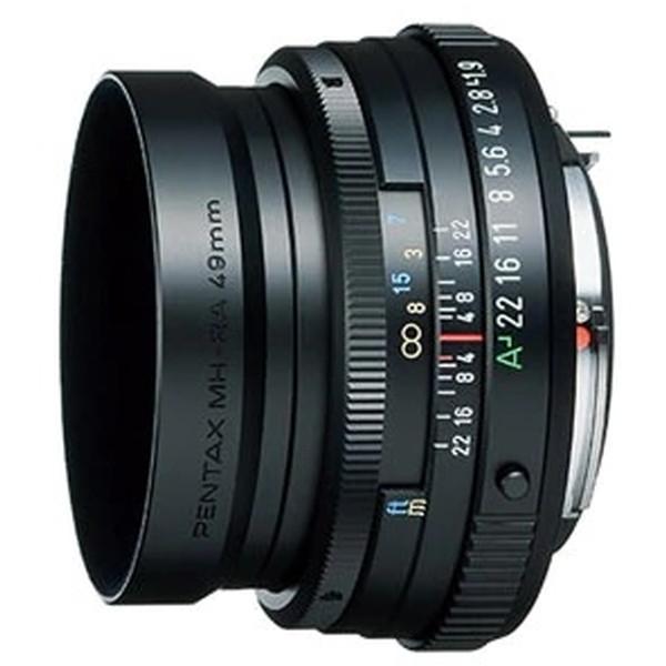 PENTAX FA43mmF1.9リミテッド ブラック [カメラ用交換レンズ(ペンタックスKマウント系)]