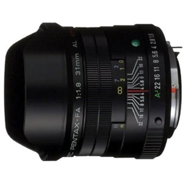 PENTAX FA31mmF1.8リミテッド ブラック [カメラ用交換レンズ(ペンタックスKマウント系)]