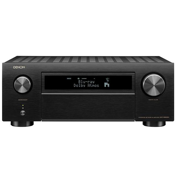 DENON AVC-X6500H ブラック [AVアンプ(11.2ch・ハイレゾ対応・DolbyAtmos対応)]