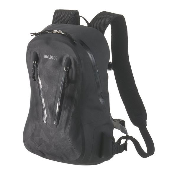 LOGOS SPLASH mobi ザック14(ブラックカモ) No.88200016