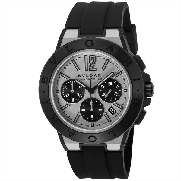 BVLGARI DG42WSMCVDCH ディアゴノ マグネシウム [自動巻き腕時計(メンズウォッチ)] 【並行輸入品】