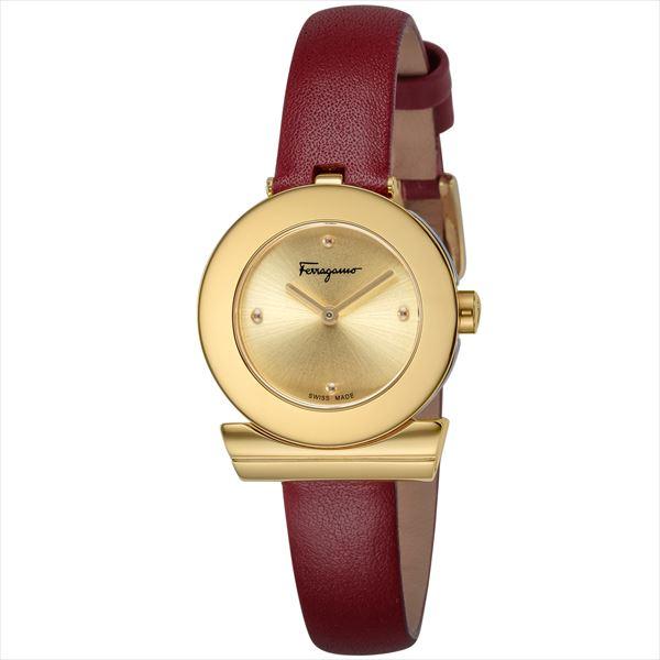 Ferragamo SFPD01619 ガンチーニ [クォーツ腕時計(レディースウォッチ)] 【並行輸入品】
