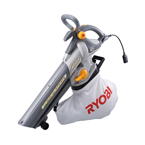 必要な時 パワーUPできるパワーモードスイッチ付ブロワバキューム 即日出荷 RESV-1010 RYOBI RESV-1010送風粉砕吸引が1台で可 清掃 庭 掃除 一軒家 ゴミの減量 限定品 学校 枯れ葉 落ち葉