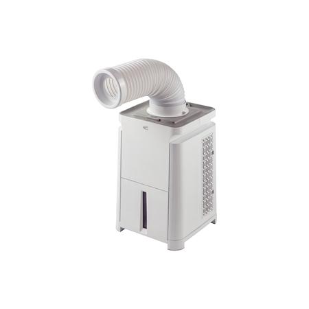 省スペースや持ち運びを重視したサイズで 小型発電機でも使用できます 人気海外一番 業界No.1 ナカトミ ミニクーラー MAC-10