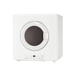 Rinnai RDTC-80UA-13A ピュアホワイト 乾太くん [業務用ガス衣類乾燥機(8.0kg/都市ガス用)]