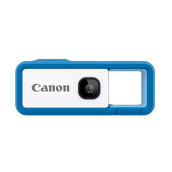CANON デジタルカメラ iNSPiC REC FV-100 BLUE