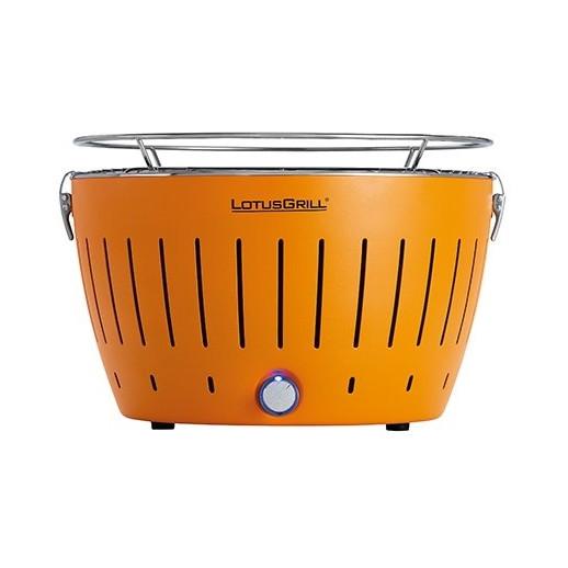HAFELE G-OR-34PNC2 オレンジ Lotus grill(ロータスグリル) [無煙炭火バーベキューグリル(レギュラーサイズ USB対応)]