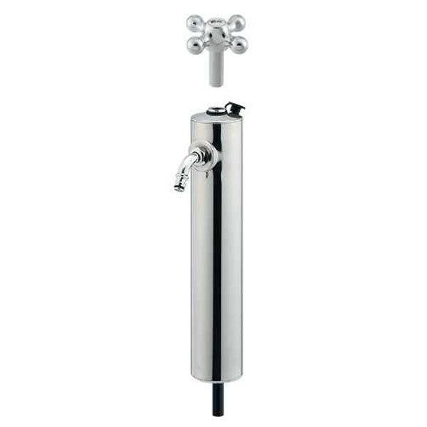 カクダイ 624-082 共用ステンレス水栓柱