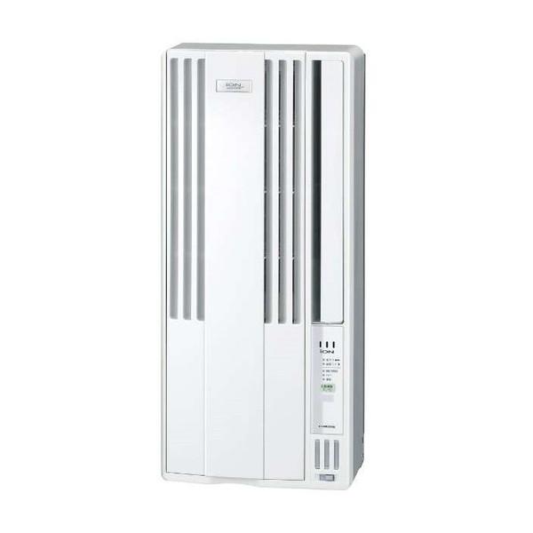 コロナ CW-FA1620 シェルホワイト FAシリーズ [窓用エアコン(主に4~6畳・冷房専用タイプ)] 2020年