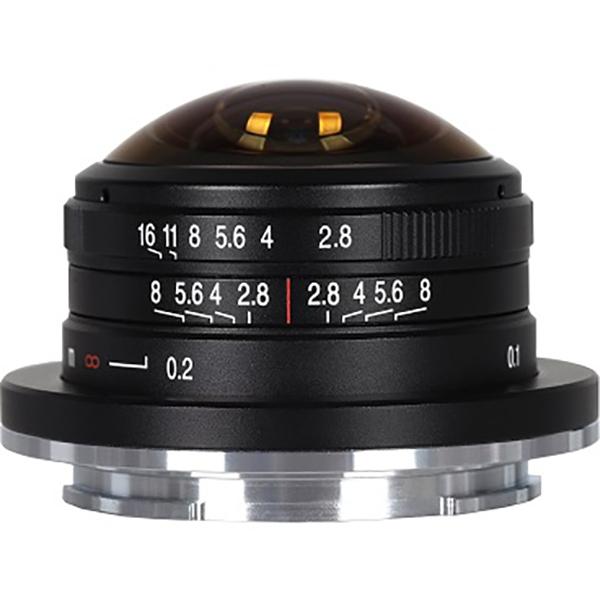 LAOWA LAO0059 LAOWA 4mm F/2.8 Circular Fisheye APS-C Sony E [円周魚眼レンズ ソニーEマウント]