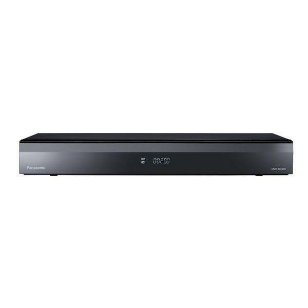 PANASONIC DMR-2CX200 全自動DIGA [ブルーレイレコーダー (7チューナー・HDD:2TB)]
