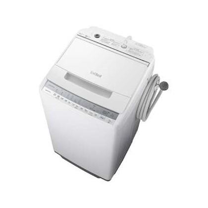 日立 BW-V70F ホワイト ビートウォッシュ [簡易乾燥機能付洗濯機 (7.0kg)]