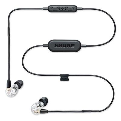【送料無料】SHURE SE215-CL-BT1-A Wireless Clear [ワイヤレスイヤホン (Bluetooth対応)]
