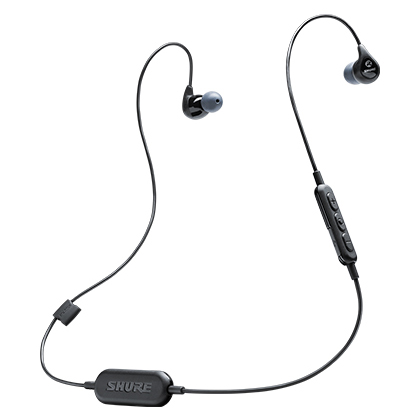 【SEAL限定商品】 【送料無料】SHURE SE112-K-BT1-A Wireless Black SE112-K-BT1-A Black [ワイヤレスイヤホン (Bluetooth対応)] (Bluetooth対応)], ジューシーロック:baaf81fa --- supercanaltv.zonalivresh.dominiotemporario.com