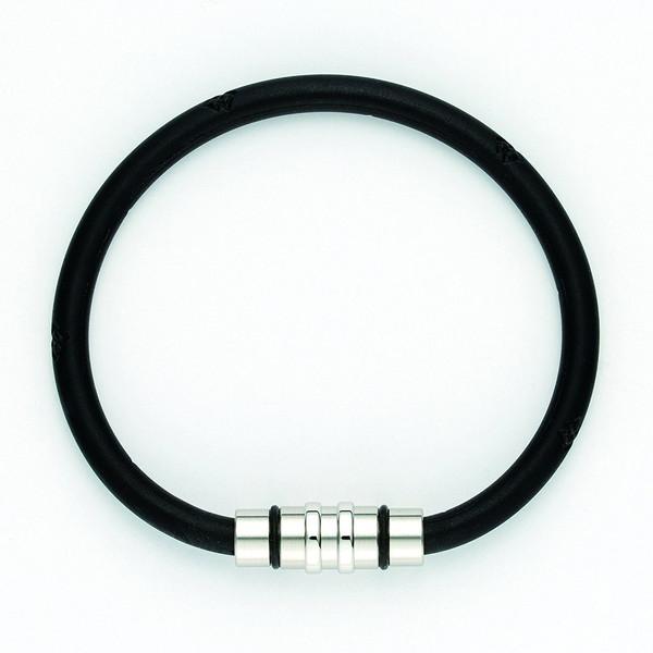 コラントッテ ABAEF01L ブラック [ループ クレスト (Lサイズ)]