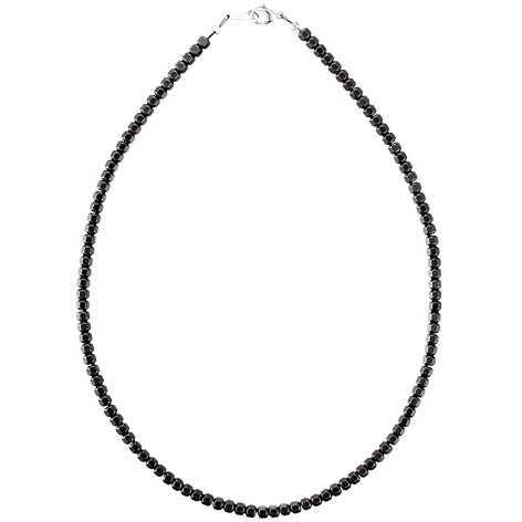 【新品本物】 【送料無料 ブラック】コラントッテ ABAPK01M ブラック [ネックレス ルーチェ (Mサイズ (Mサイズ/43cm)] ABAPK01M/43cm)], アンティークハウス ペルラ:369268e9 --- uptic.ps