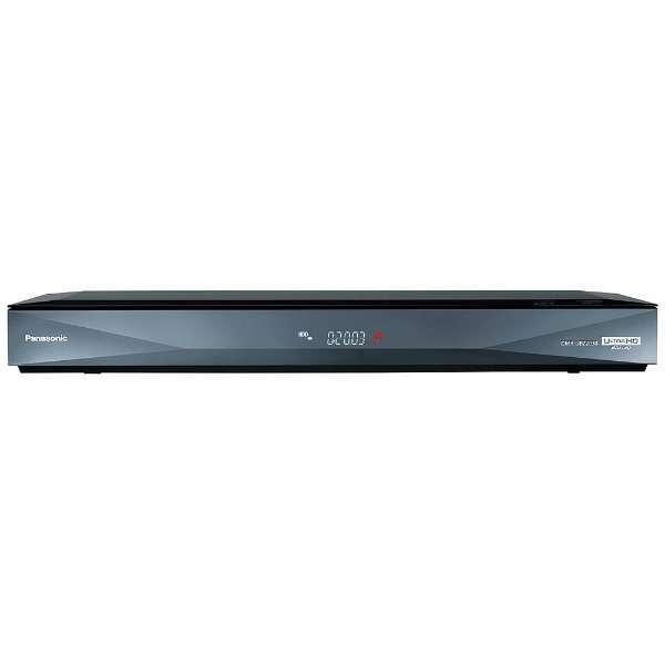 【送料無料】PANASONIC DMR-UBZ2030 ブルーレイディーガ [ブルーレイレコーダー (3番組同時録画/HDD2TB) Ultra HDブルーレイ再生対応]