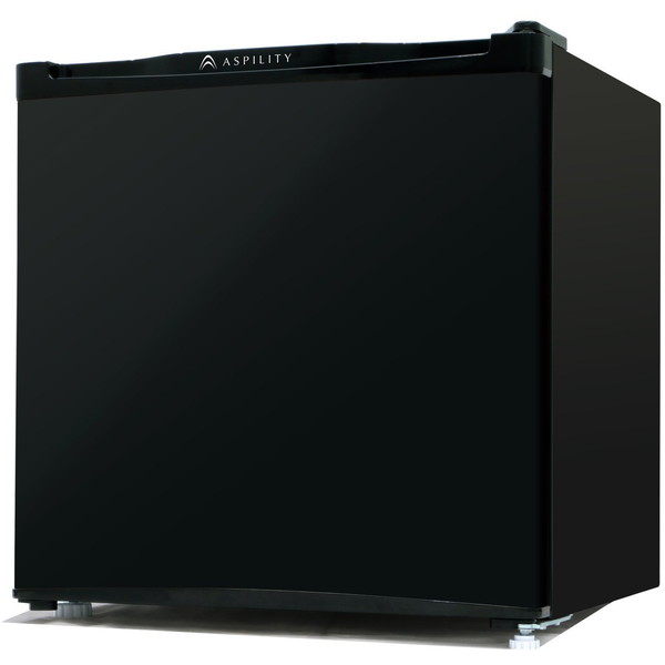 【送料無料】S-cubism Electric WR-1046 BK ブラック [冷蔵庫 (46L・左右フリー)]
