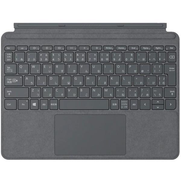 マイクロソフト KCS-00144 プラチナ [Surface Go Type Cover]