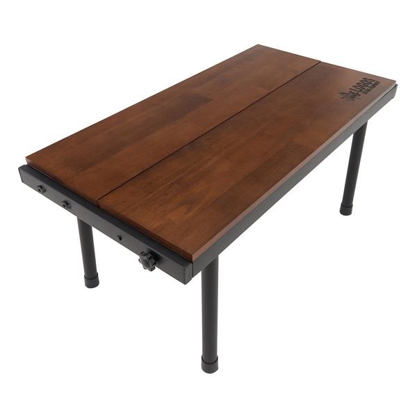 LOGOS アイアンウッドアダプトテーブル No.81064181