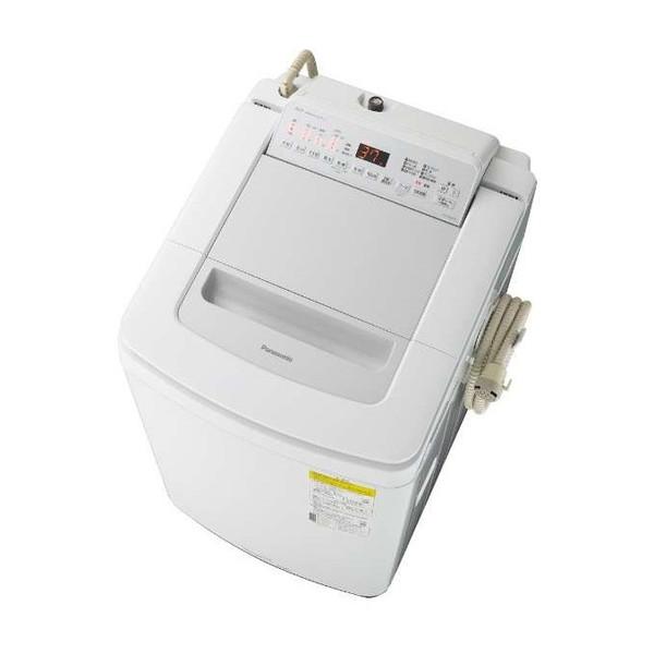 PANASONIC NA-FD80H8 シルバー [洗濯乾燥機(洗濯8.0kg/乾燥4.5kg)]【代引き不可】
